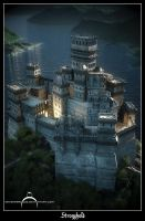 Stronghold by IgnisFerroque
