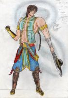 Kung Lao of MK Armageddon 05 by Princess-Flopy-13