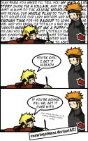 Naruto: Monologuing Comic SP by OneWingedMuse