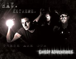 Ghost Adventures Wallpaper by musicalmadness