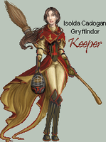 .:Isolda Cadogan:. by FionaCreates