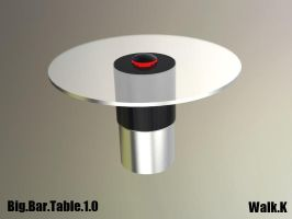 Big Bar Table by ColdMarch