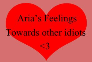 Aria's Relationships by BaileyTrave