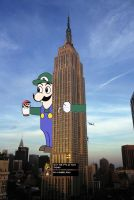 ATTACK OF THE HUGE WEEGEE by mariozonic