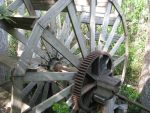 Water Wheel by AcrylicHeart
