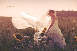 bride by norykphotography