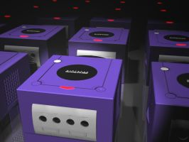 Gamecube production by ness84
