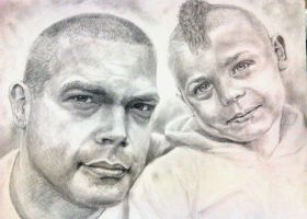 Father and son by noworries1980