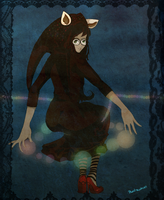 Homestuck - Witch of space by katoryu-diethel