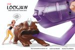 TLIID 237. Lockjaw, the TV series by AxelMedellin