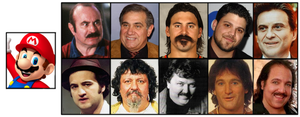 Take Your Pick - Mario by FalseDisposition