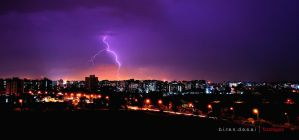 Thunderstorm.. by BJDesai