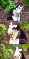 Neji Hyuuga -- Naruto custom 2 by Bee-chan