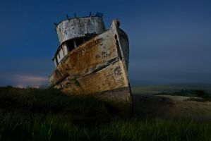 The Point Reyes by Night by MattGranzPhotography