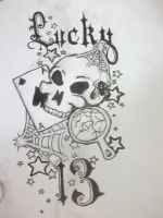 Lucky 13 by picturediva89