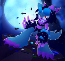 Eternal Night ~scrap the wiff mix~ by SlickeHedge