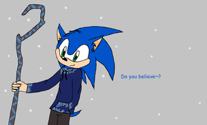 Do you believe -Gift for Xbox-Ds-Gameboy- by ChibiChibiWoofWoof