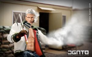 Smoker - One Piece - Live Action by DGato