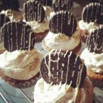 Oreo Cupcakes + recipe by Elyas11