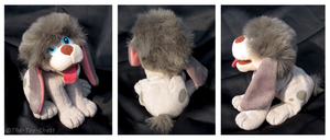 Anastasia - Pooka Beanbag Plush by The-Toy-Chest