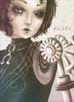 IMVU DP: Rebby by MissBlindly
