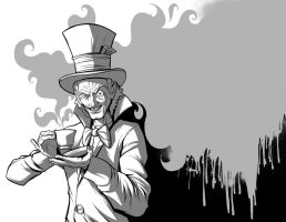 Jervis Tetch aka The Mad Hatter by JarOfComics