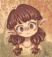 Curious Elf by rue789