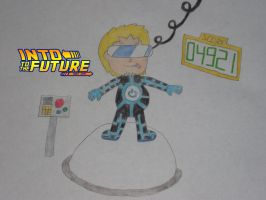 Futuristic Gaming with Alph by rabbidlover01