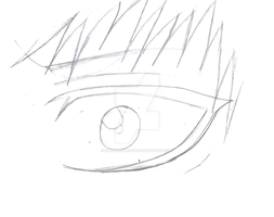 Myself character's eye by gamemaster8910
