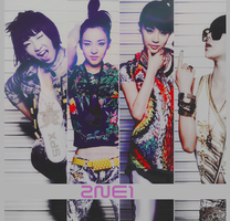 2NE1 - Fire 2 by Nobuyuki7