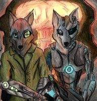 The Big Bad Wolves by Specter1099