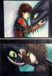 How to train your dragon 2 by Green4ever0108