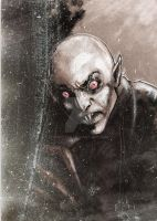 Nosferatu by SaintYak
