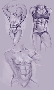 more abs by fralea