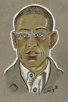 Gustavo 'Gus' Fring by coldgopher