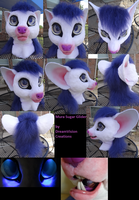 Mura Sugar Glider by DreamVisionCreations