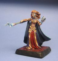 Runelord Alaznist by AnneCooper