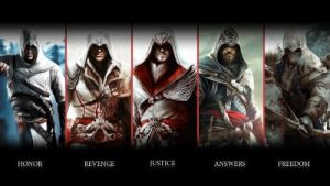 Assassin's Creed Wallpapers (2) by talha122