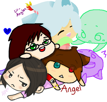 Collab I joined by AngelStrider