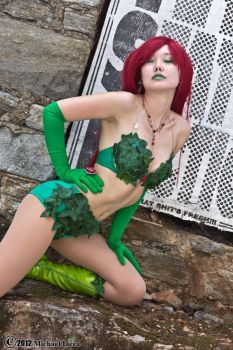 Poison Ivy 10 by Insane-Pencil