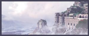 forbiddenwhispers castle by meaty