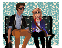 Hipsters by collie-rado