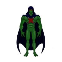 DC Splendor: Martian Manhunter by SplendorEnt