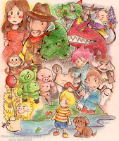 Welcome To Mother3 World by SuperMisurino