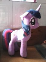 Princess Twilight PLUSHIE OMC/OMG by Tiz4905