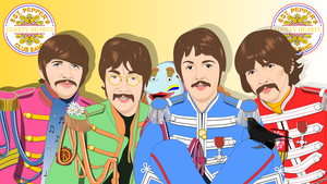 Sgt. Pepper's Lonely Hearts Club Band - new by FoolEcho