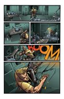Color portfolio: Thunderbolts N. 159, pag1 by shiprock