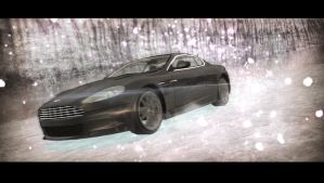 James bond car chase 2 - Die another day remake by WeskerFan1236
