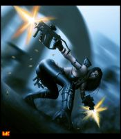 DANCE OF THE ASSASSIN by BAKART