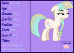 Westpony Academy Application: Water Lilly by MaknaeTaemin